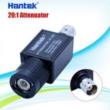 Hantek официальный HT201 20:1 пропускная способность аттенюатора 10 МГц вход Res: 1,053 м для автомобильной диагностики