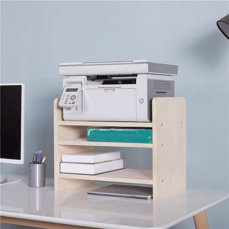 Meuble Bureau Rangement Armario De Madera Printer Shelf Para Oficina Archivadores Archivador Mueble Filing Cabinet For Office
