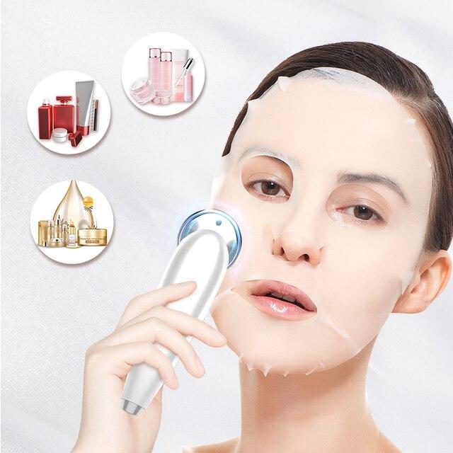 AmazeFan7in1RF y EMS-electroporación de mesoterapia, rejuvenecimiento de la piel facial, eliminación de arrugas, radiofrecuencia 6