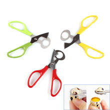 hot Pigeon Quail Scissor Bird Cutter Opener  Tool Clipper Sale