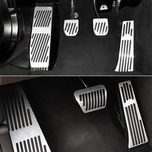 Стайлинг автомобиля, для BMW серий 1,3 X1 E39 E46 E87 E90 E91 E92 Нескользящие педали газа Газа