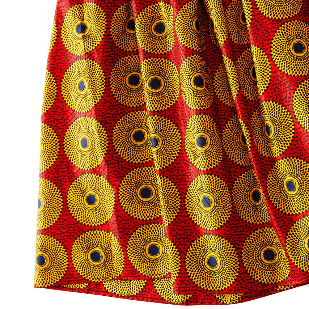 Kadın kıyafetleri afrika etekler uzun batik afrika malzeme baskı geleneksel ankara baskı rahat Dashiki etek kostüm