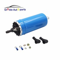 Universal  new blue high pressure Electric Fuel Pump for Renault Alfa  BMW Opel Vauxhall Toyota 0580464038
