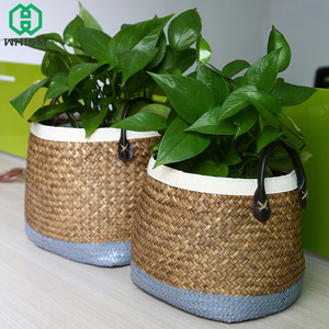 1Pc Storage Basket with Handle
