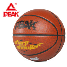 PEAK Professional Basketball Competition Training Basketball Size 7 PU Indoor&Outdoor Sports Basketball Gift Accessories цена 2017