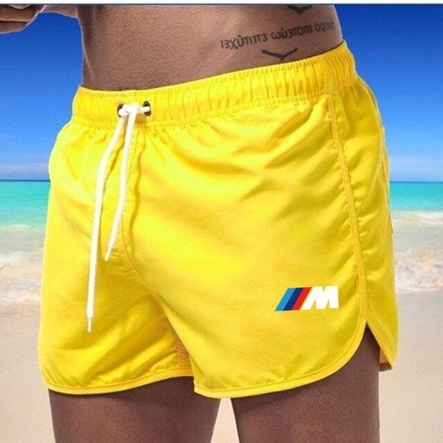 Mens for bmw Swimwear swimsuit Sexy swimming trunks sunga hot mens swim briefs Beach Shorts mayo sungas de praia homens 5