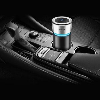 Mini Car Air Purifier Portable Negative Ion Purifiers Air Purifiers Home Appliances