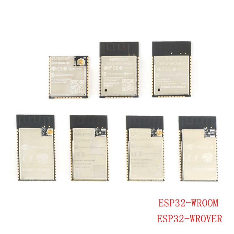 ESP ESP32 Module ESP32-WROOM ESP32-WROVER WIFI Sans Fil Module ESP32-WROOM-32D-32U ESP32-WROVER-I-IB-B WIFI + Bluetooth IoT