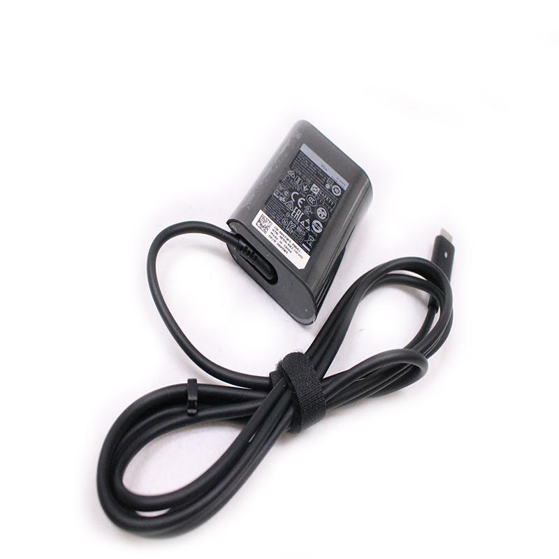 Genuine Original For Dell 30W USB-C HA30NM150 DA30NM150 0F17M7 08XTW5 Latitude 11 5000 5175 7275 XPS 12 9250 AC Adapter Charger