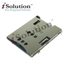 Carte SIM R/A SMD | 475530001-47553 0001, carte SIM, PUSH-PUSH-PUSH-up R/A, 0475530001(China)