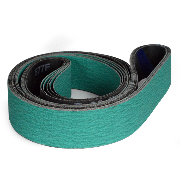 New 5pieces 2100*50 Mm Zirconia Alumina 577F Sanding Abrasive Belts Metal Polishing Grinding Tool P40-P120