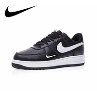 Nike Air Force 1 Low Mini Swoosh Men's Skateboarding Shoes Sport Outdoor Sneakers Comfortable Breathable 2019 New Arrival 820266