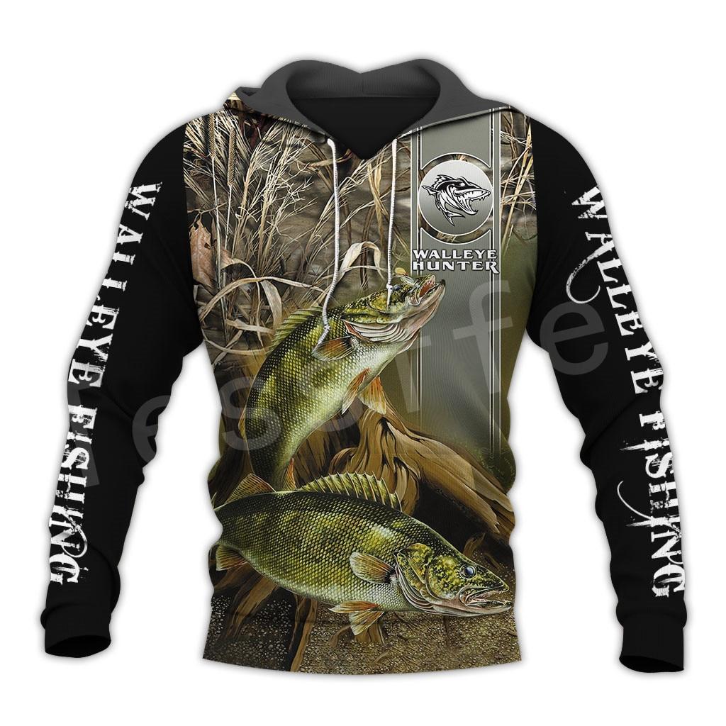 Tessffel NewFashion Animal Marlin Hunting Fishing Harajuku Casual Pullover 3DPrint Zipper/Hoodie/Sweatshirt/Jacket/Men/Women S30