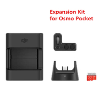 FOR DJI Osmo Pocket Expansion Kit Controller Wheel Wireless Module Accessory Mount for DJI OSMO Pocket Accessories Original