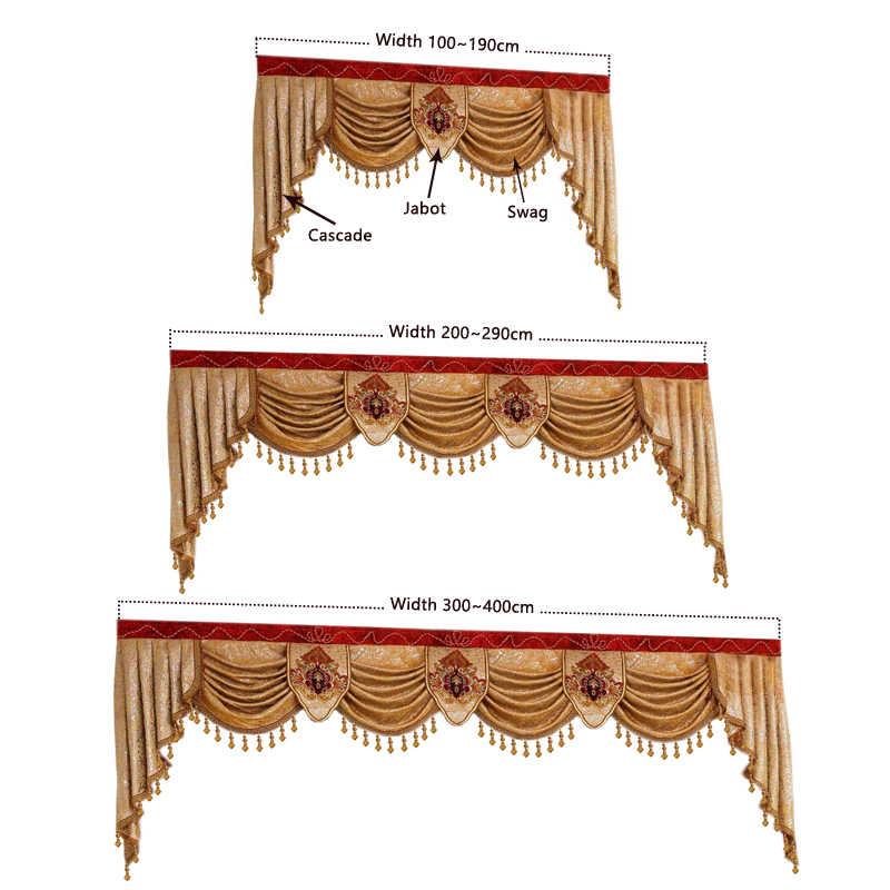 24 стиля Роскошная БАЛДАХИНА для занавесок для гостиной спальни купить балдахин выделенная Ссылка/не включая тканевые занавески и тюль
