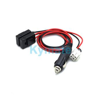 Radio Power Cord Cable for Yaesu FT-450 FT-991 Kenwood TS-480HX, TS-480SAT ICOM IC-7000 IC-7600 FT-450, FT-2000 image