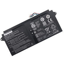 "Original AP12F3J New For Acer Aspire 13.3"" Ultrabook S7 S7-391 2ICP3/65/114-2 AP12F3J 7.4V 35WH 4680mAh Laptop Battery(China)"