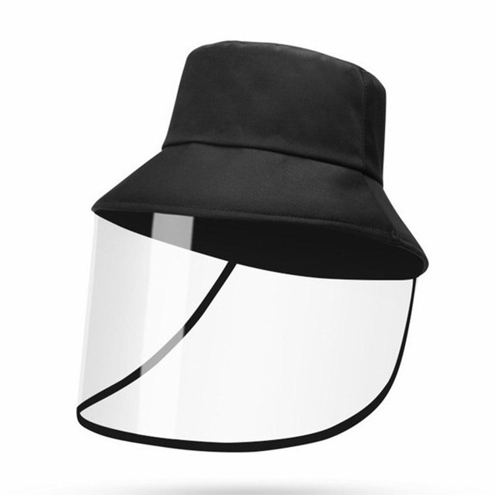 Anti-spitting Protective Hat Anti-dust And Anti-fog Dustproof Fisherman Hats Baseball Hats Practical