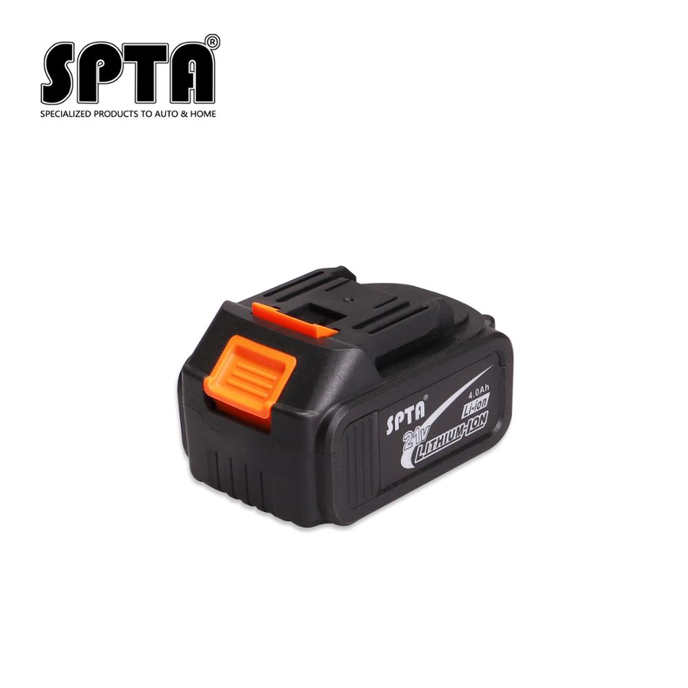 Batterie au Lithium SPTA 21V 4.0Ah pour polisseuse sans fil