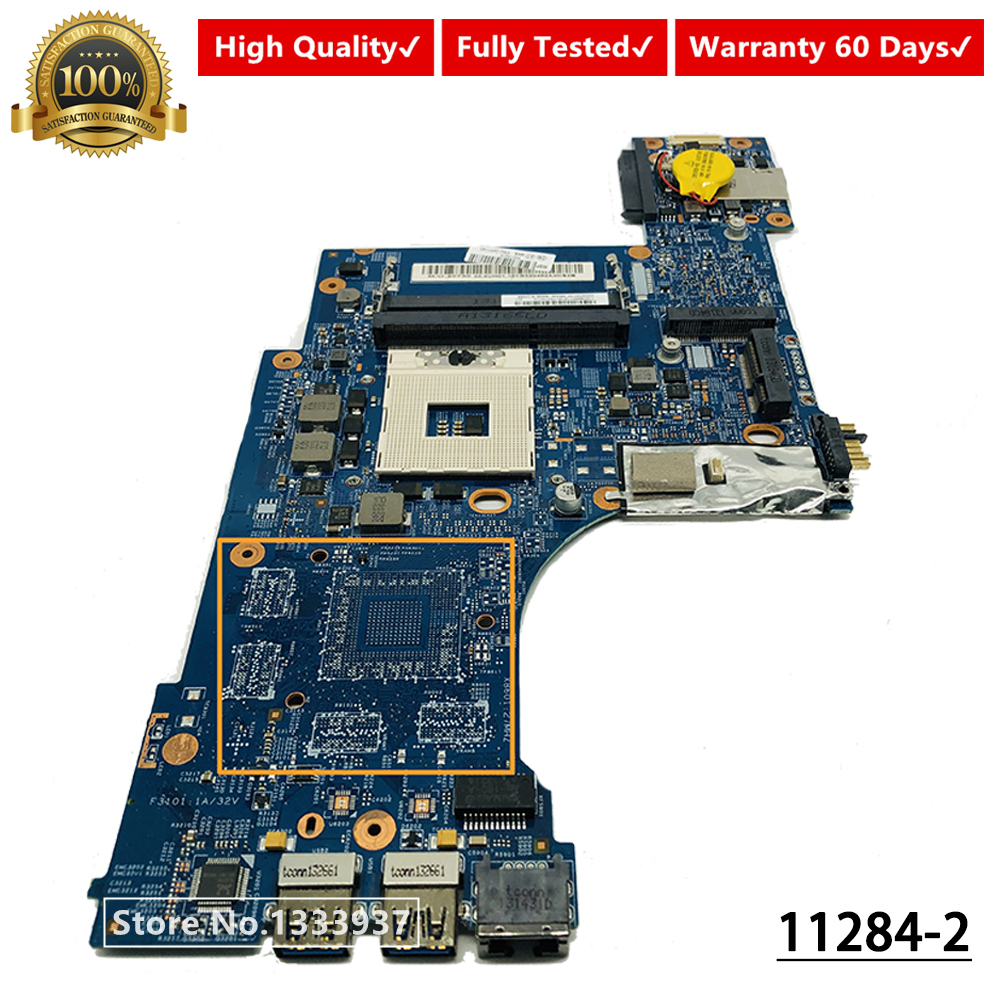 FOR Lenovo ThinkPad E330 L330 Laptop Motherboard 11284-2 48.4UH01.021 HM76 DDR3 04Y1143 Tested Work
