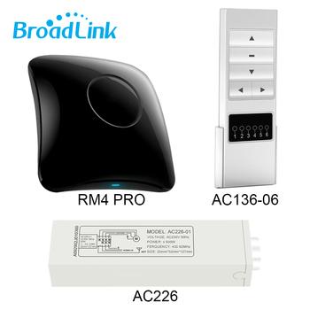 Broadlink RM4 Pro pilot przełącznik 433 Mhz RF kontroler bezprzewodowy AC226 Mini odbiornik dla inteligentnego domu zautomatyzowane zasłony tanie i dobre opinie Rohs CN (pochodzenie) UE Wtyczka Gotowa do działania SOLAR Do jeżdżenia po twarzy MAGNETIC WEJŚCIE Smart remote control