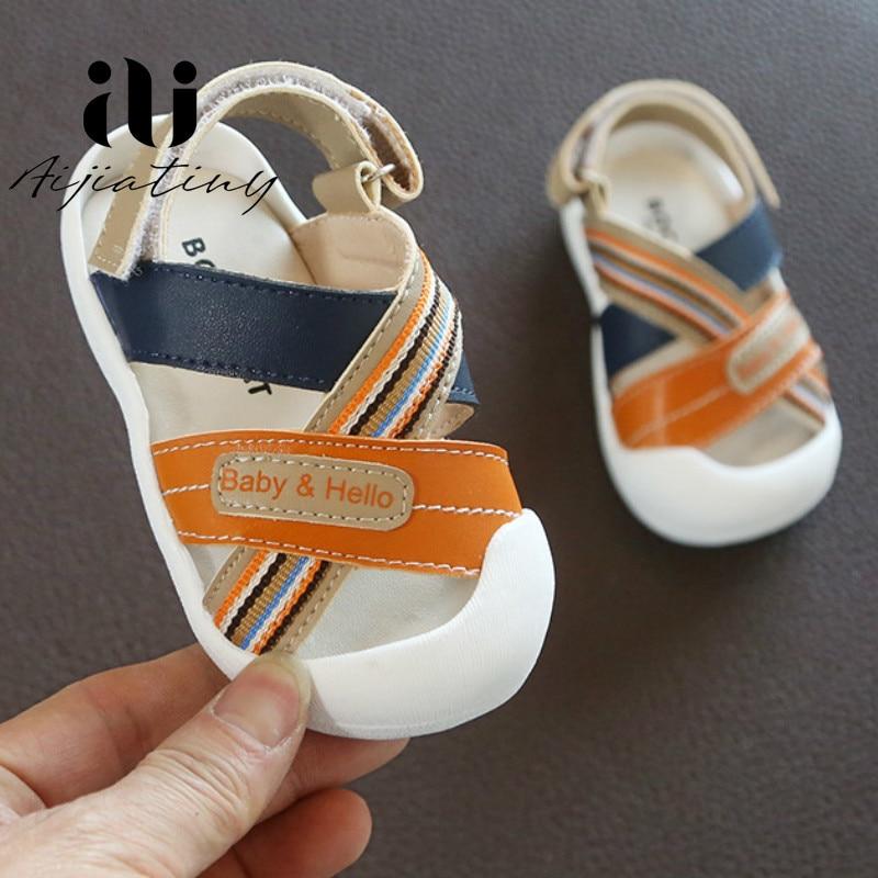 Children Fashion Sport Sandals Baby Comfortable Sandals Summer New Boy Girls Beach Shoes Kids Casual Sandals