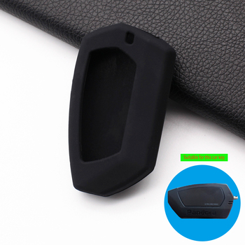 Soft Texture Silicone Key Case Cover for Pandora DXL4950 DXL DX-90BT DX-91 Two Way Car Anti-theft LCD Remote Control Fob - discount item  15% OFF Interior Accessories