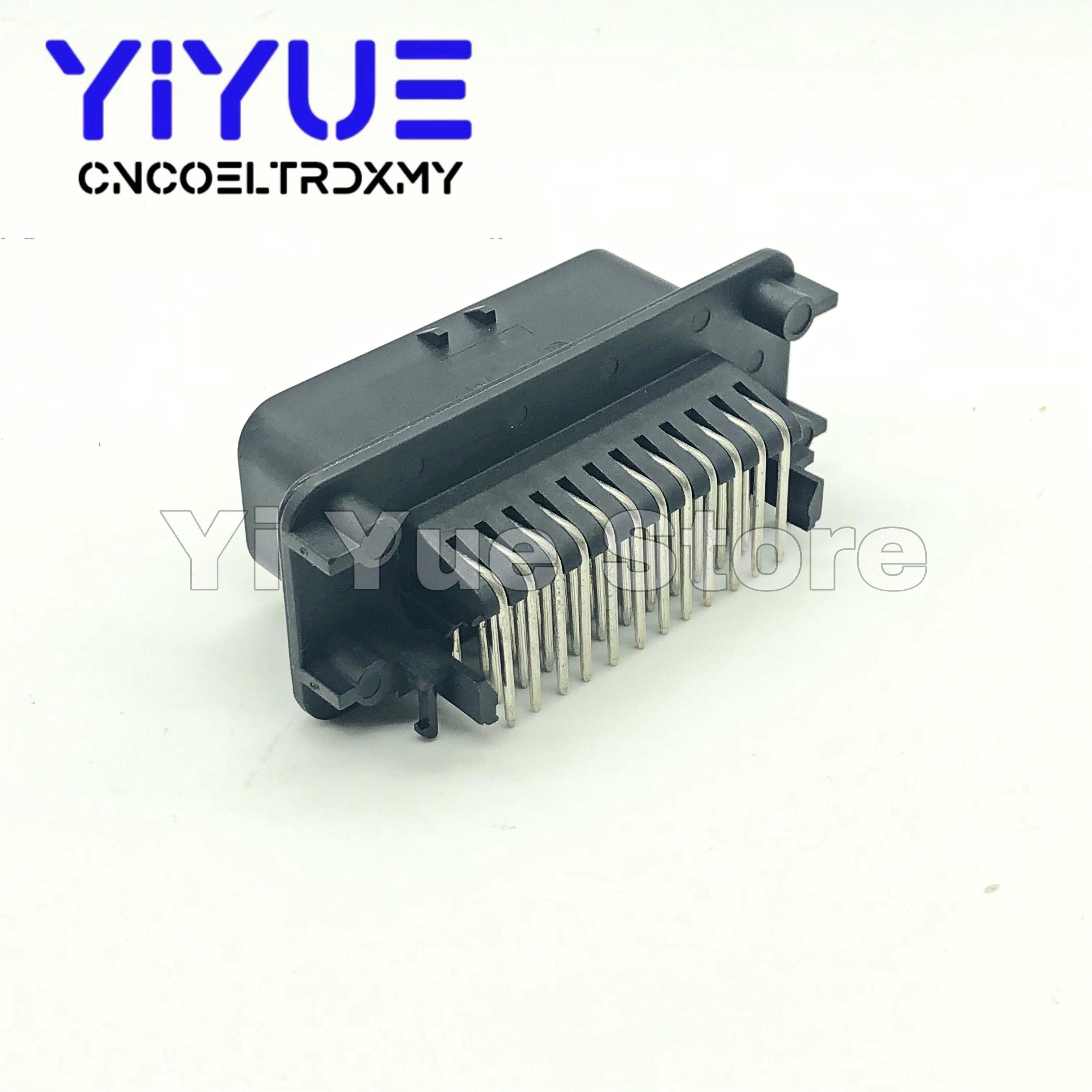 1 set 35pin Tyco AMP TE Male <font><b>PCB</b></font> ECU Auto Connector Plug 90 degree right-angle pinheader 776087-1 Mating part <font><b>of</b></font> 770680-1 image