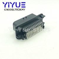 1 set 35pin Tyco AMP TE Maschio PCB ECU Auto Connettore 90 gradi ad angolo retto pinheader 776087- 1 accoppiamento parte di 770680-1
