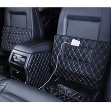 2015-2018 Interior decoration accessories of anti-kick cushion for rear door and seat for Ford edge refitting protecting and refitting anti falling stick for anti falling rubber body of for kawasaki z250 motorcycle