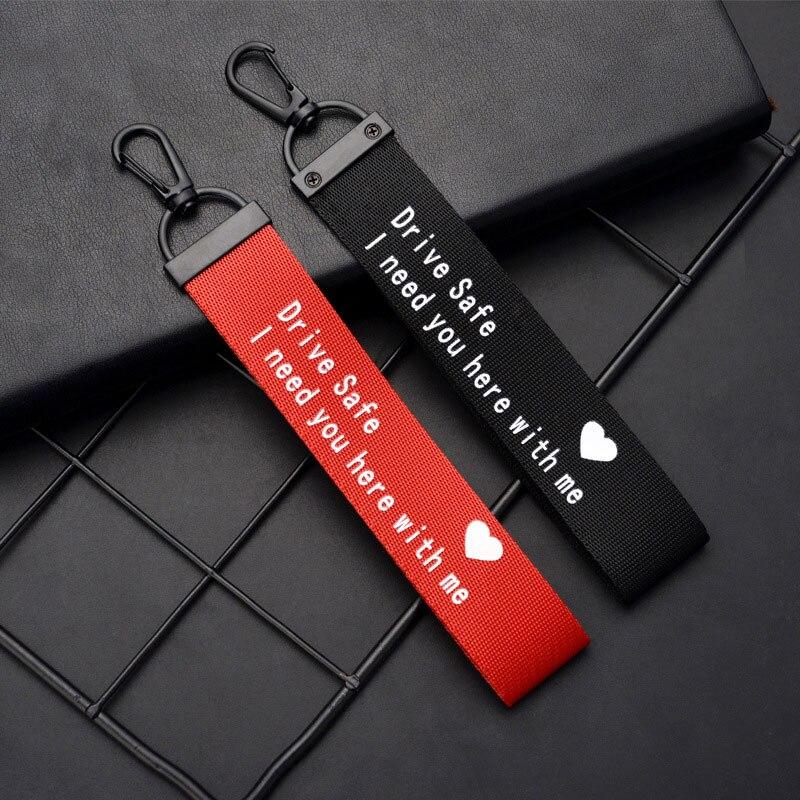 Doreen Box Metal Ribbon Keychain Pendant