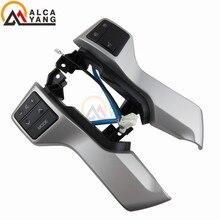 Interruptor de Control combinado para volante de coche, accesorio para automóvil, 84250 60140 B0, para Toyota Land Cruiser Prado 84250 GRJ150 KDJ150