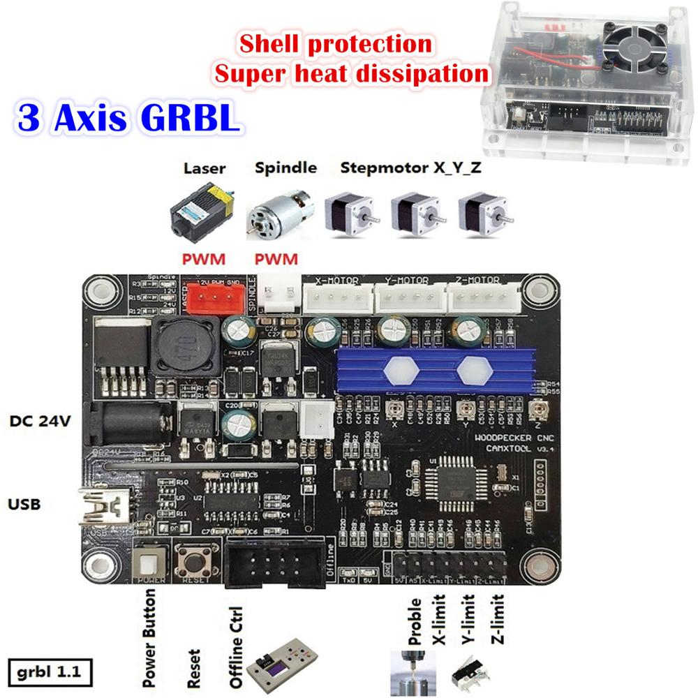 3-Axis-GRBL-1-1F-USB-Port-CNC-Engraving-Machine-Control-Board-Support-Laser-Machine-Board