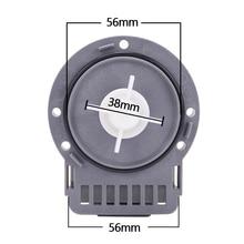 جدا دائم 30W مضخة تصريف للغسالة المحرك 220v العام غسالة استنزاف مضخة استبدال عدة ل الغسيل الأجهزة أجزاء