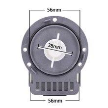 Bomba de drenagem para máquina de lavar, ultra durável, 30w, motor 220v, kit de substituição para aparelho de lavanderia peças