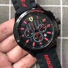 FERRARI WORLD Top Quality Men's Sport Wristwatch Fashion Men Watches
