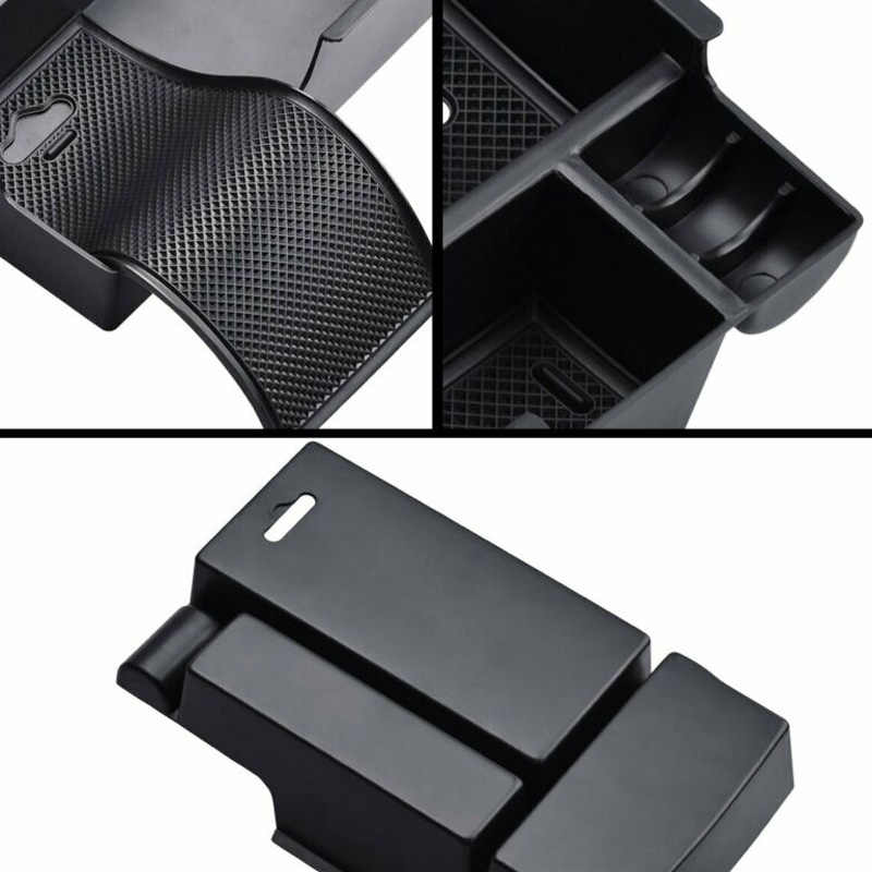 Box Storage center console Interior For Toyota Camry 2011-17 Armrest Tray