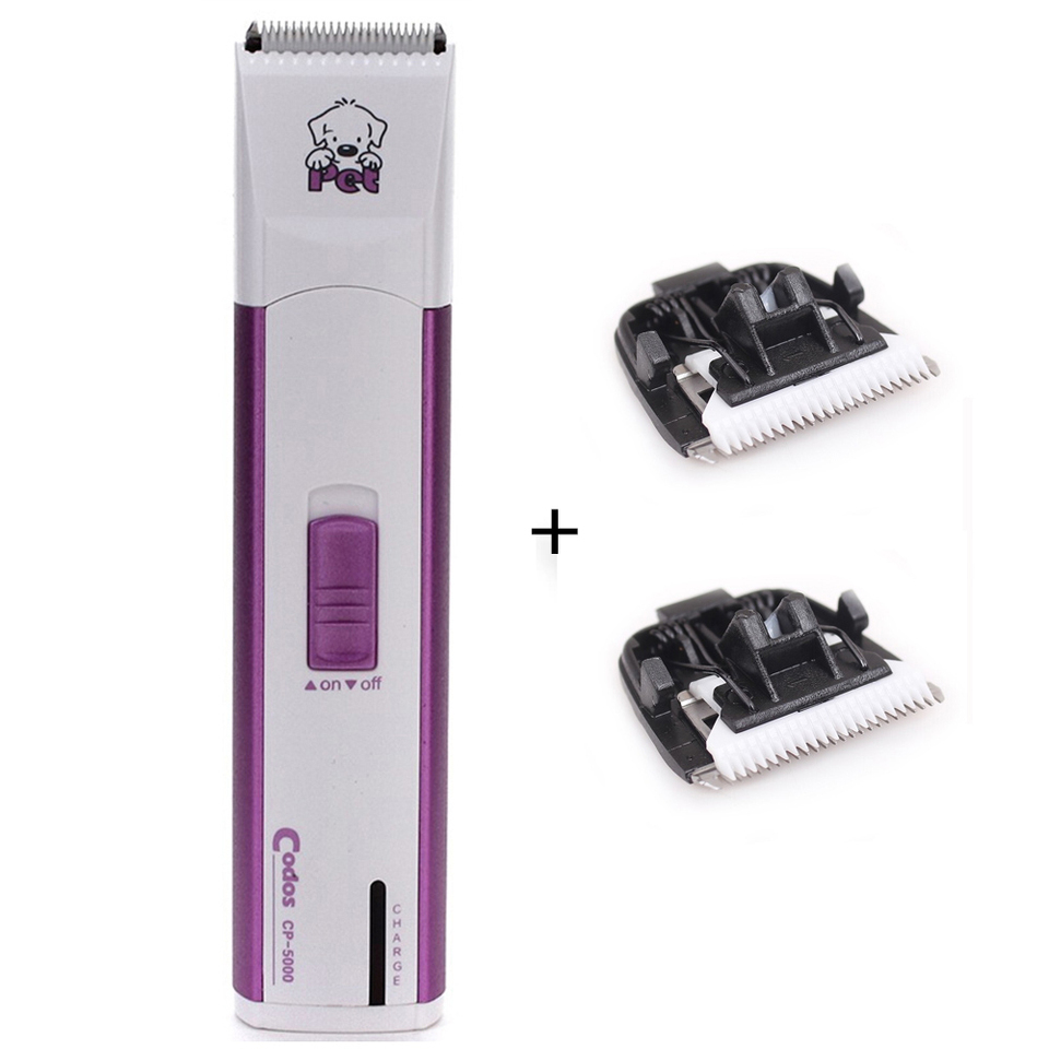 Purple Petface Grooming Mitt