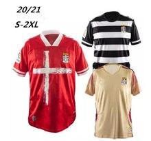 2021 FC Cartagena camisetas de fútbol hogar tercer GALLAR 10 BULKA 13 HARPER 12 AGUZA 5 2020 Jersey de fútbol camiseta