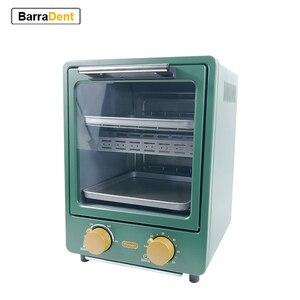 Электрическая духовка, многофункциональный вертикальный бытовой тостер, двухслойная духовка, долговечная плитка выпечка, гриль/сушеные фр...