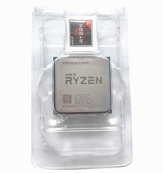 AMD Ryzen 3 3200G ES R3 3200G ES 3.5 GHz Quad-Core Quad-Thread 65W CPU Processor L3=4M ZD320SC5M6MFH Socket AM4