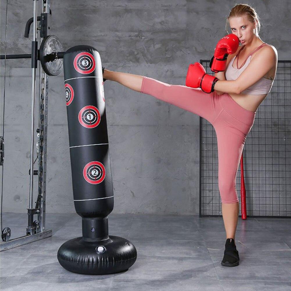 160cm boxe saco de boxe mais grosso
