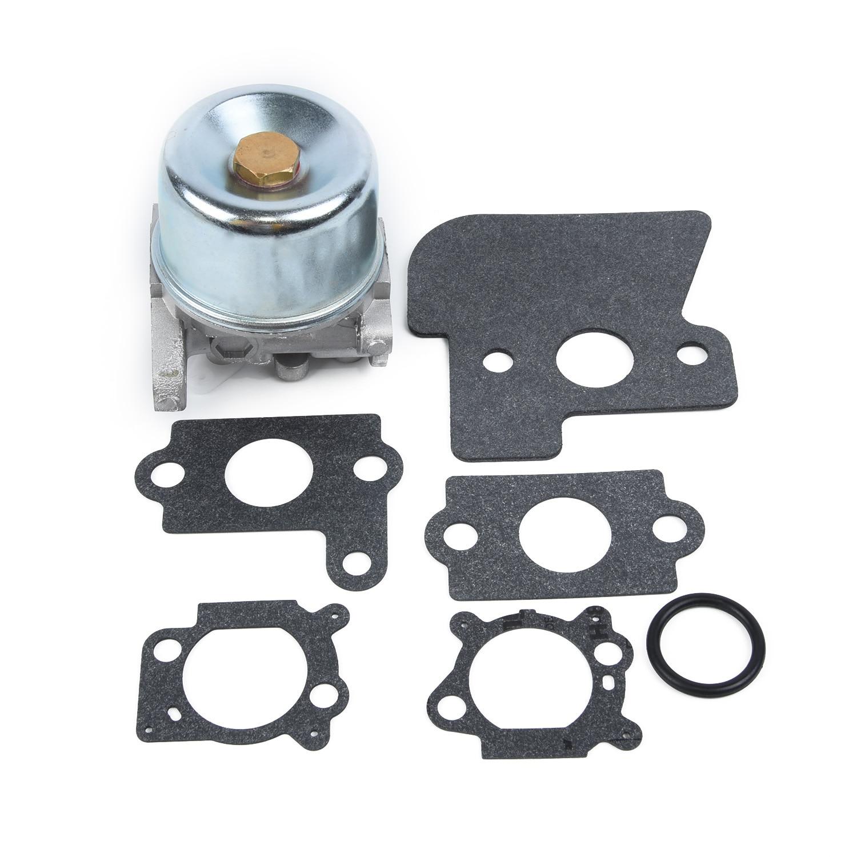 Carburetor Gaskets Kit For Briggs Stratton 694202 693909 692648 499617 Lawn Mower Parts Power Equipment Accessories