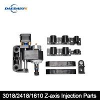 Diy laser/cnc máquina de gravura cnc 3018/2418/1610 máquina de gravura z eixo peças de injeção   -