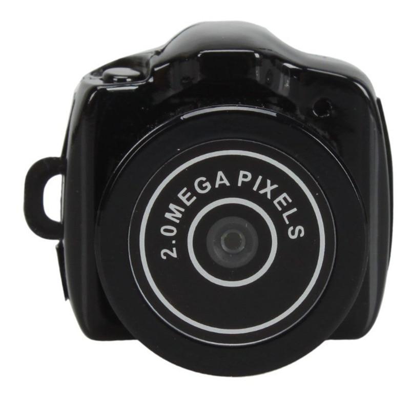 Y2000 Mini Camera Surveillance Security Cop Cam 720P Micro DVR Camcorder Portable Webcam Video Voice Recorder Camera