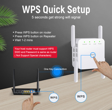 5G Wireless WiFi Booster