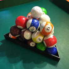 3# Gaint Snook Ball Snookball Snooker Billiards Soccer 8 Inch Game Huge  Pool Football Include Air Pump Soccer Toy Poolball