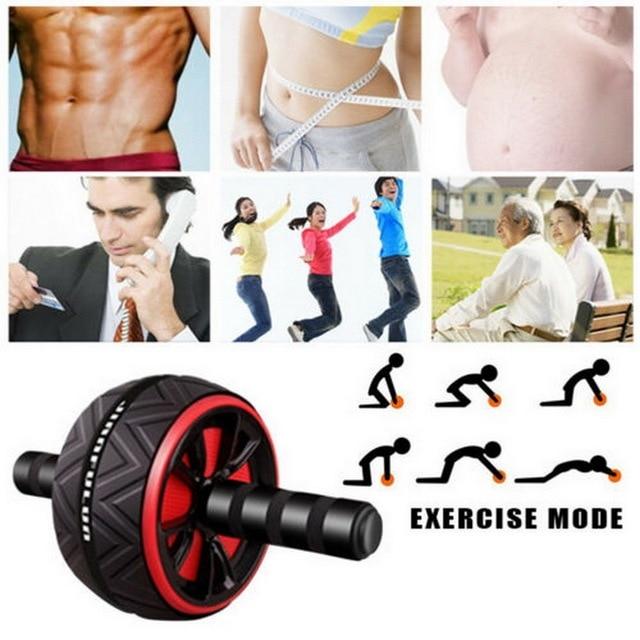 Abdominal Roller Exercise Wheel  2