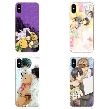 Phone Case Japanese Anime Junjou Romantica Tv Series For Xiaomi Redmi Mi 4 7A 9T K20 CC9 CC9e Note 7 8 9 Y3 SE Pro Prime Go Play image