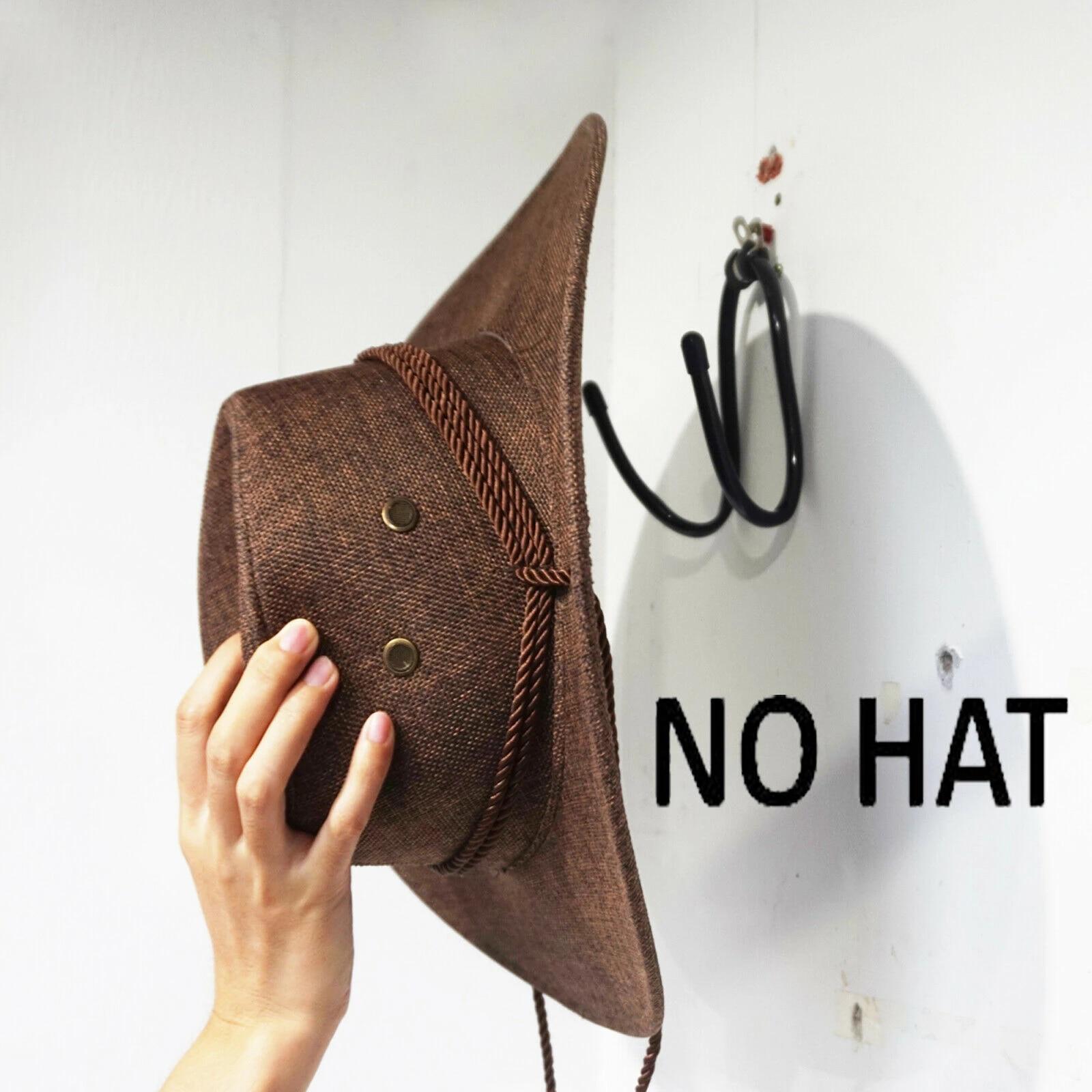 universal cowboy hat rack hat holder hat organizer hat wall mount adjustable